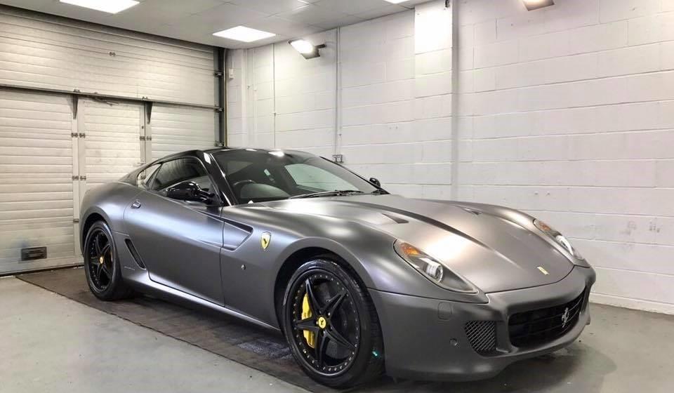 Ferrari-Matte-Wrap
